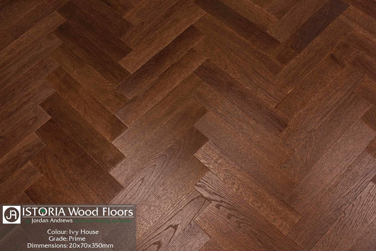 Ivy House Solid Oak Parquet Blocks