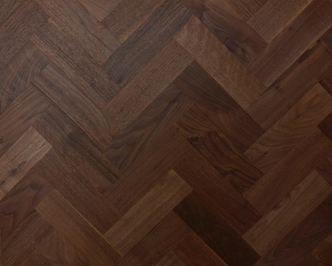 Solid Walnut Parquet Blocks