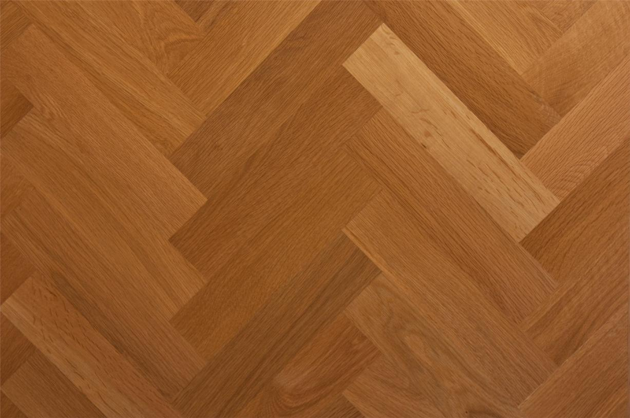 Solid Oak Parquet Blocks