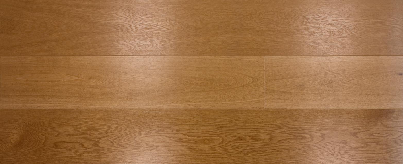 Clear Satin Oak