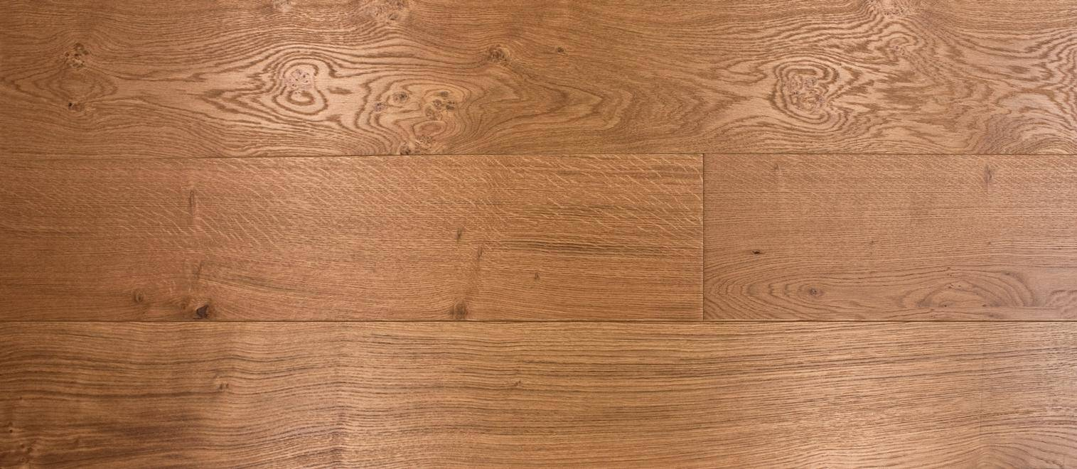Clear Satin Brushed UV Oiled Oak Slide 2