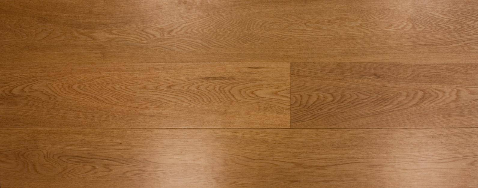 Clear Lacquered Oak Slide 1