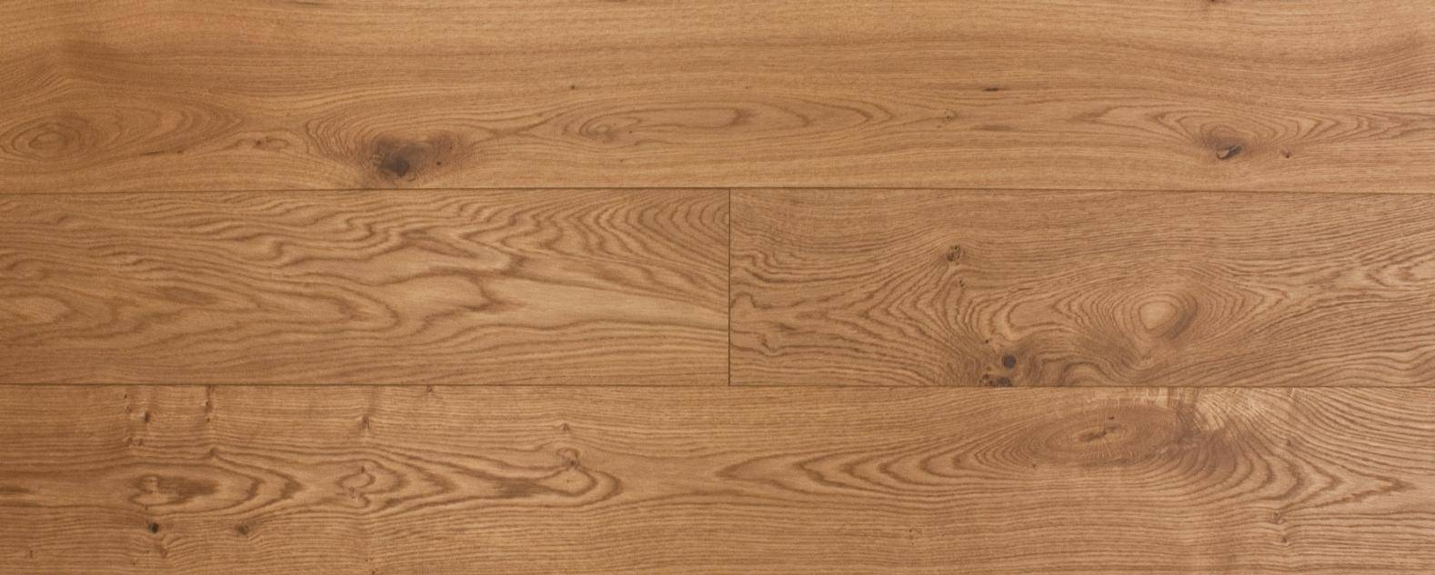 Clear Matt Brushed Oak Slide 1
