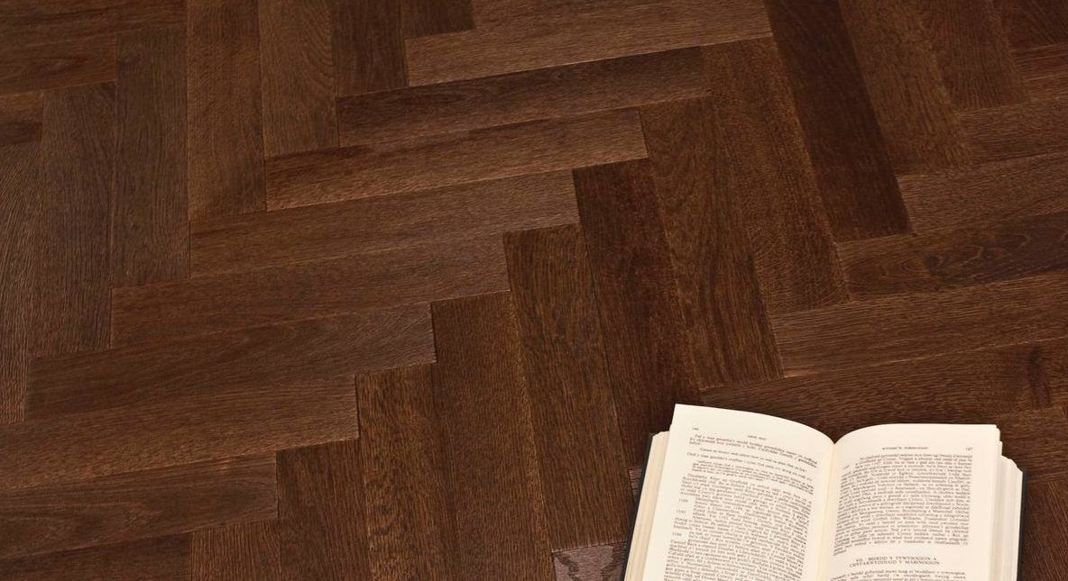 Ivy House Solid Oak Parquet Blocks Slide 1