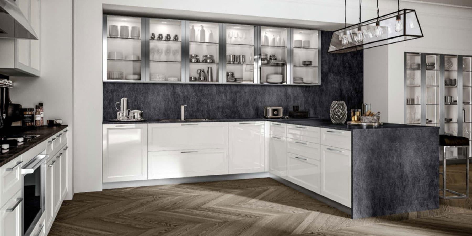 Dorchena Interiors by Istoria Black & Wood Composit